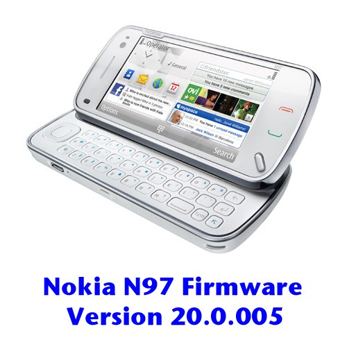 Nokia-N97-Firmware-Version-20.0.005
