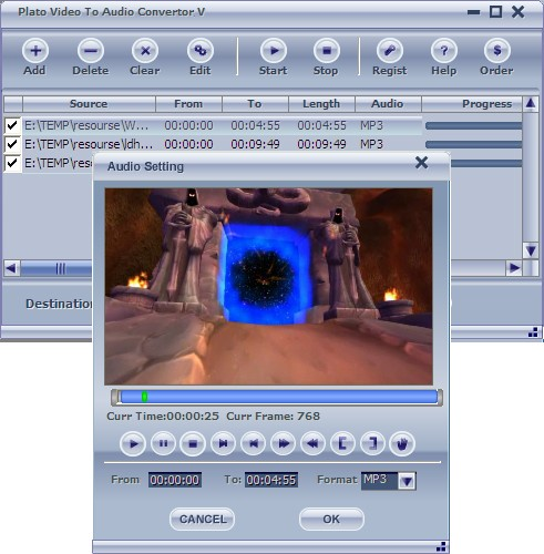 Plato_Video_To_Audio_Convertor