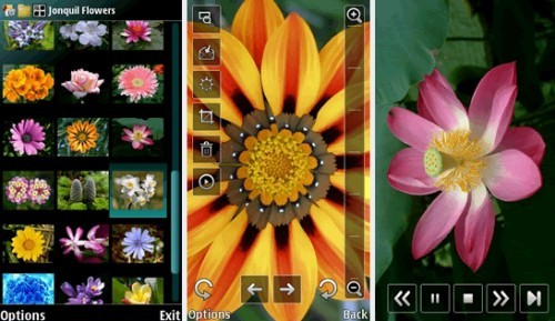 Скачать Resco Photo Viewer 6.33 - Resco Photo Viewer - программа-альб