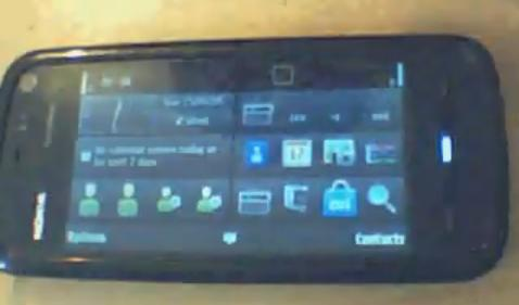 home screen nokia n97 su nokia 5800 expressmusic