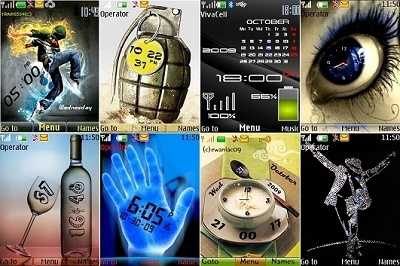 Nokia Symbian Themes free download