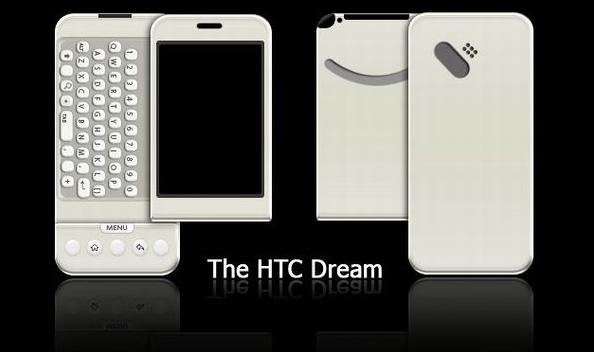 htc dream hard reset