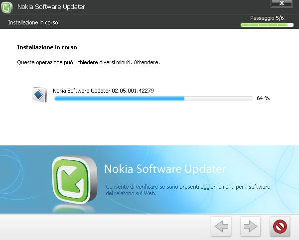 nsu nokia software updater