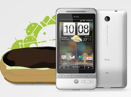 Htc Magic Tim Sense Vodafone Ui Update Aggiornamento Android | Il