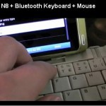 Bluetooth e Mouse su Nokia N8 : Il video