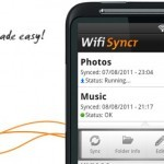 Wifi Syncr : Sincronizzare semplicemente smartphone e Tablet android con pc Windows