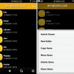 File Manager MeeGo Nokia N9 / 950 : Nuova App per gestire i file - Video e Download