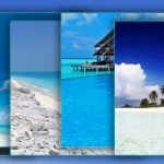 Sfondi / Wallpapers per smarphone e tablet : Spiaggie tropicali