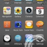 Tema / Theme gratis per Samsung Wave Bada 2.0 : iPhone 4