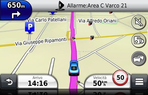 Garmin Varco AreaC