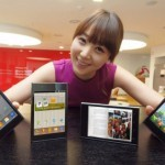 LG Optimus Vu : L'antagonista del Galaxy Note