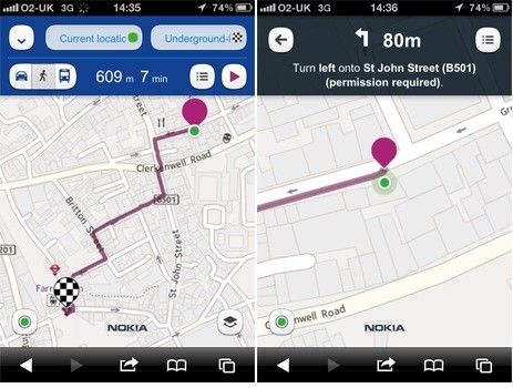 Nokia-Maps-on-iPhone
