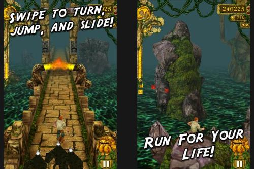 temple run game for symbian belle download