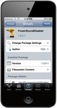powersounddisabler