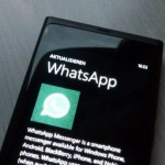 Scarica Download WhatsApp 1.9 per Nokia Windows Phone