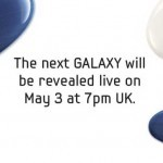 Galaxy SIII / Galaxy S3 / GS3 GT-I9300 : Live Video streaming - Presentazione Samsung Galaxy S3