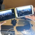 Come si comportano i display del Nokia Lumia 920 e del Galaxy S III sotto la luce del sole ?