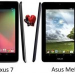 Differenze tra Asus Nexus 7 e Asus MeMO Pad : Quale acquistare ?
