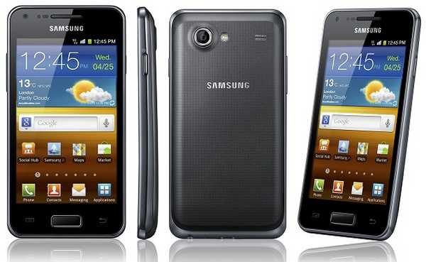 downgrade da jelly bean a gingerbread per Galaxy S Advance
