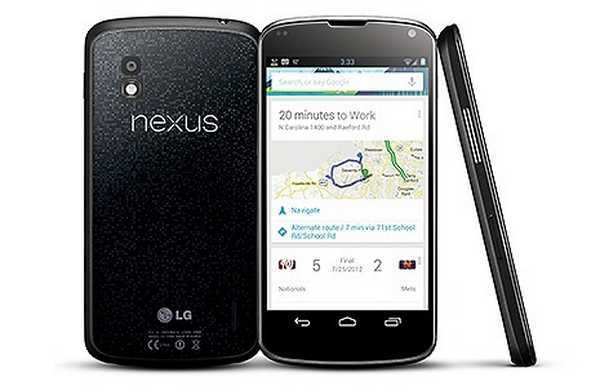 ricarica wireless nexus 4 come risolvere i problemi