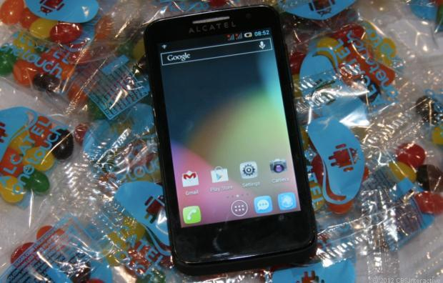Alcatel OneTouch MPop