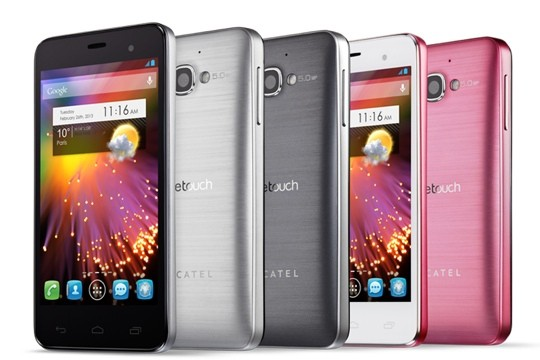 alcatel one touch star dual sim