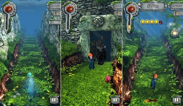 temple run windows phone 8