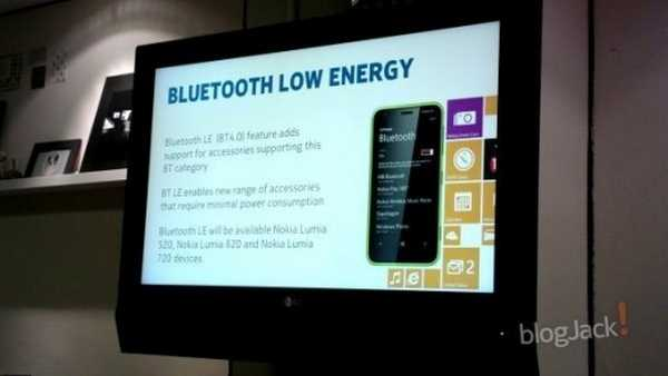 bluetooth 4.0 nokia lumia