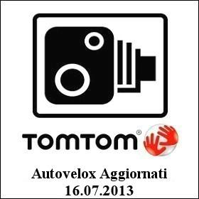 Download Aggiornamento TomTom Autovelox