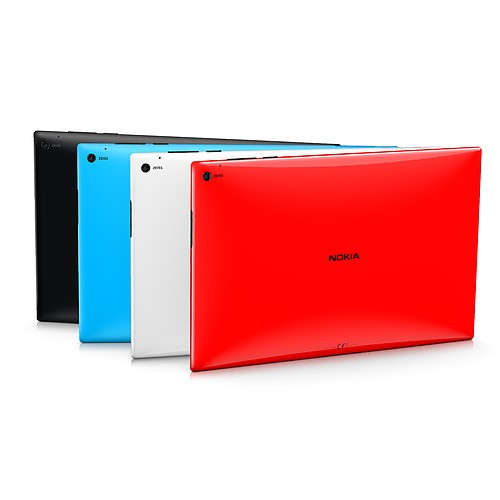 Manuale Nokia Lumia 2520 Tablet Windows Phone