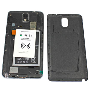 Galaxy Note 3 Cover ricarica wireless originale Samsung