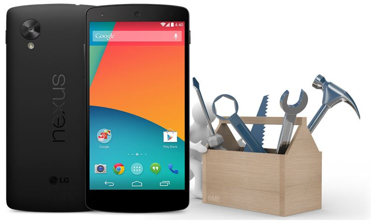 All-In-One Toolkit per il Nexus 5