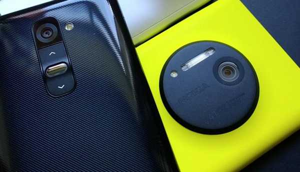 Differenze tra i video fatti dal Nokia Lumia 1020 e LG G2 Approfondimento