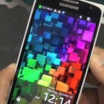 Telefono Tizen Z9005 Il primo smartphone appare in un hands-on video