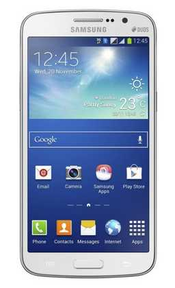 Samsung Galaxy Grand 2 dual sim e un display enorme