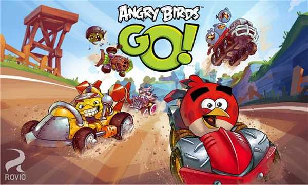 Angry Birds Go per Nokia Lumia è disponibile per il download
