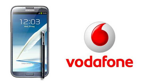 Download Android 4.4.2. Note 3 Vodafone disponibile