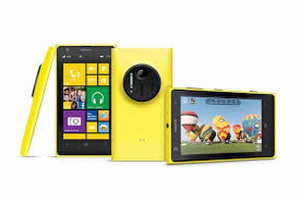 Come fare una foto autoritratto con il Nokia Lumia 1020