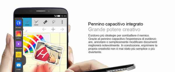 Manuale Italiano Alcatel One Touch Hero Come configurare il telefono