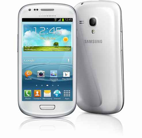 Manuale italiano Samsung Galaxy S3 mini VE GT-I8200