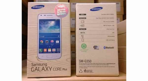 Hard reset GALAXY Core Plus SM-G350 come formattare il telefono