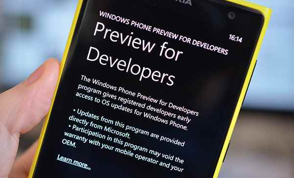 Errore 80188309 durante aggiornamento Windows Phone 8.1