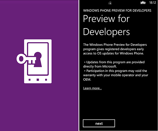 Nokia Lumia Come installare Windows Phone 8.1 Developer Preview sul telefono
