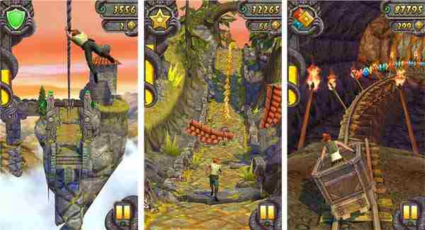 Temple Run 2 per Nokia Lumia con 512 MB Ram Download