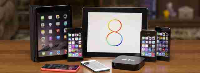 Scaricare Download iOS 8.1 ipsw per iPhone 6, iPhone 6 plus e tutti iPhone, iPod, iPad