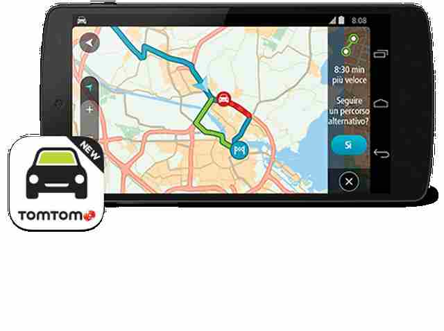 Manuale italiano TomTom Go Mobile per Android e iPhone Download Pdf