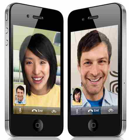 iPhone 6 e iPhone 6 Plus come usare FaceTime chiamate video e audio