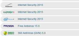 Quale è migliore antivirus per Windows 8 Windows 7 Windows Vista Windows XP