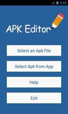 Come modificare un file apk