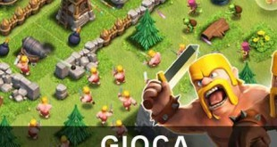 Clash of Clans su PC Download e gioca su Windows XP Vista 7 8 8.1